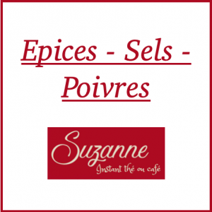 Epices / Sels / Poivres