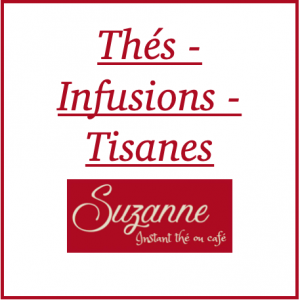 Thés / Infusions / Tisanes